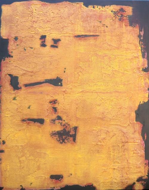Egypt, abstrakte Malerei