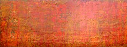 Marokko, abstrakte Malerei