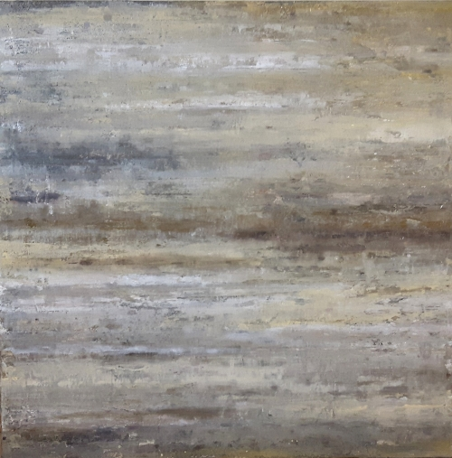 Sardinien, abstrakte Malerei