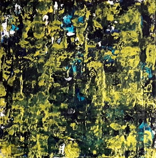Trilogie 2, abstrakte Malerei