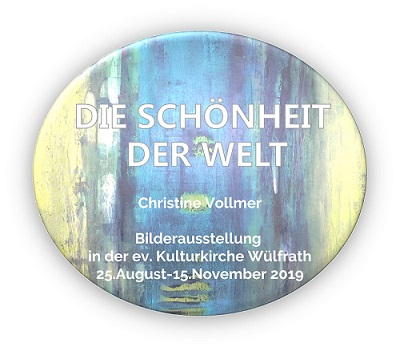 Einladung Vernissage in Wülfrath